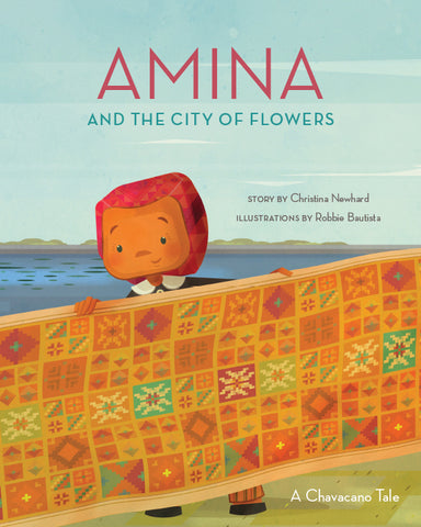 Amina and the City of Flowers