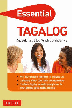 Essential Tagalog: Subtitle Speak Tagalog with Confidence