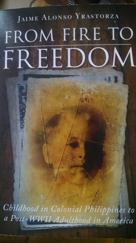 From Fire to Freedom: Childhood in Colonial Philippines to Post-WWII