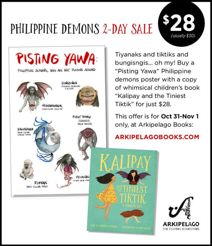Philippine Demons SPECIAL