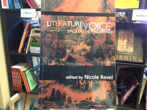Literature of Voice - Epics in the Philippines