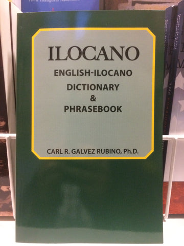Hippocrene Ilocano/English Dictionary & Phrasebook