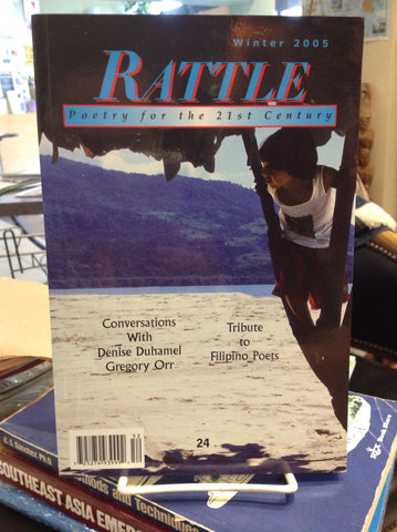 Rattle: Poetry for the 21st Century
