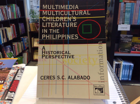 Multimedia Multicultural Children's Literature in the Philippines - A Historical Perspective