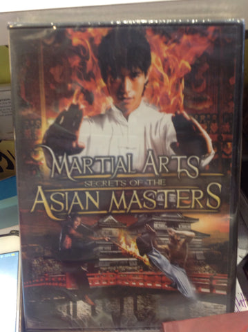Martial Art: Secrets of the Asian Masters