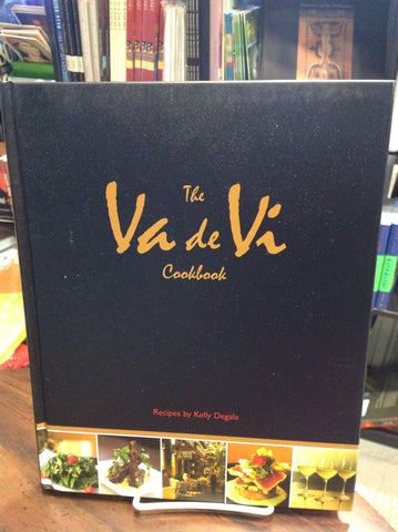 The Va de Vi Cookbook