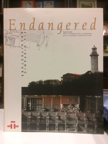 Endangered:  Fil-Hispanic Architecture