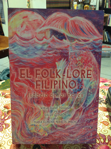 El Folk-Lore Filipino