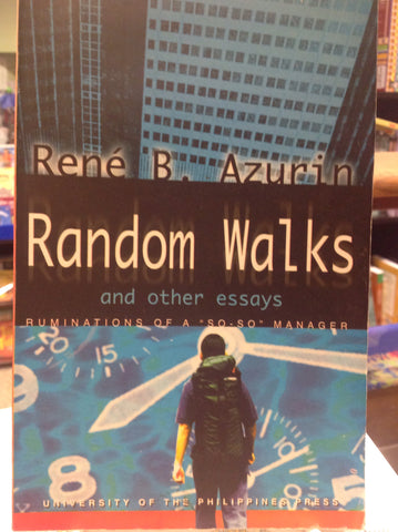 Random Walks and Other Essays