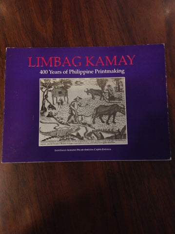 Art Book - Limbag Kamay - 400 Years of Philippine Printmaking