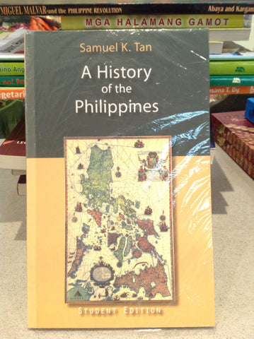 A History of the Philippines - Student Edition