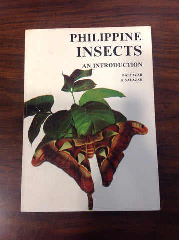 Philippine Insects An Introduction