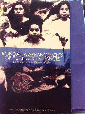 Rondalla Arrangements of Filipino Folk Dances