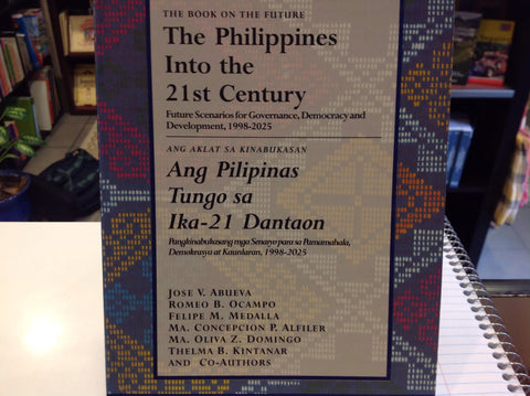 The Philippines into the 21st Century (Ang Pilipinas tunes sa ika-22 dantaon)