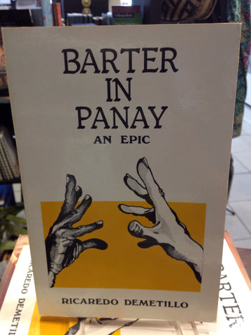 Barter In Panay, An Epic