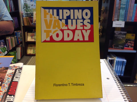 Filipino Values Today