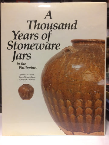 A Thousand Years of Stoneware Jars in the Philippines