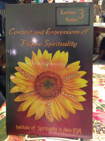 Context and Expressions of Filipino Spirituality