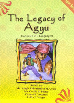 The Legacy of Agyu - Epic Series