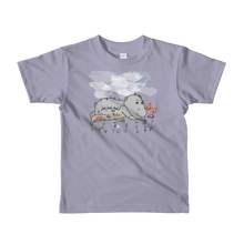 Bojo the Hippo- Short Sleeve Youth T-shirt