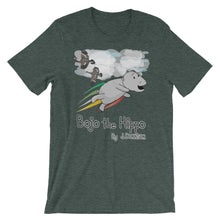 Bojo the Hippo Official Cover- Short-Sleeve T-Shirt