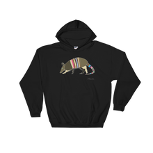 """What the Dillo!?"" - Hooded Sweatshirt"
