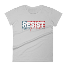 """RESIST""- Women's Short Sleeve T-Shirt"
