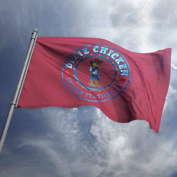 Dixie Chicken Flag