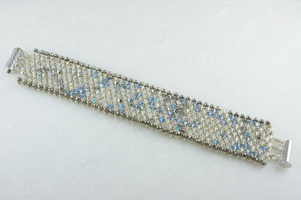 Dreaming in Blue Bracelet - DereDere Jewellery