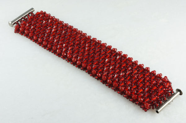 Little Red Ridding Hood Bracelet - DereDere Jewellery