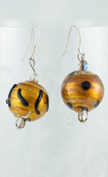 Murano Glass Earrings - DereDere Jewellery
