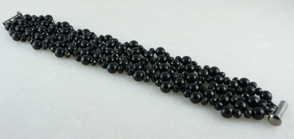 Black Widow Bracelet - DereDere Jewellery
