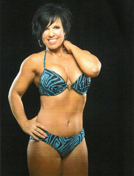 Vickie Guerrero Autograph 8x10 Photo Option#4