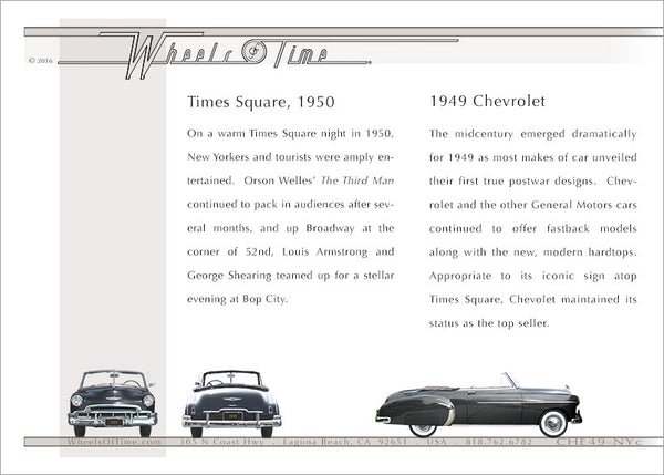 NY > Times Square | 49 Chevrolet