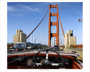 CA - SF | Golden Gate '38 | 1938 Delahaye