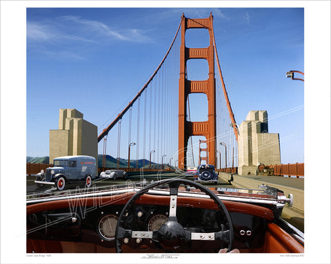 CA n > SF Golden Gate | 38 Delahaye
