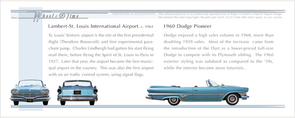 MO > St. Louis Airport | 60 Dodge