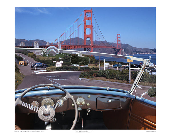 CA n > SF Golden Gate | 35 Ford