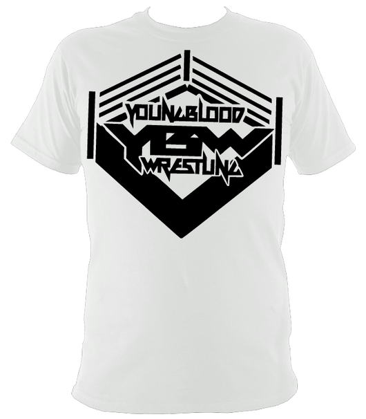 Young Blood Wrestling - Logo