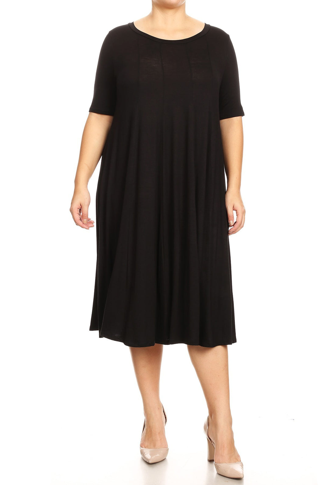 Denise Swing Dress