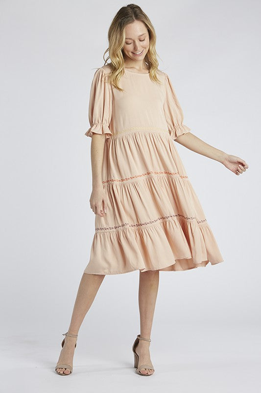 Tricia Tiered Dress