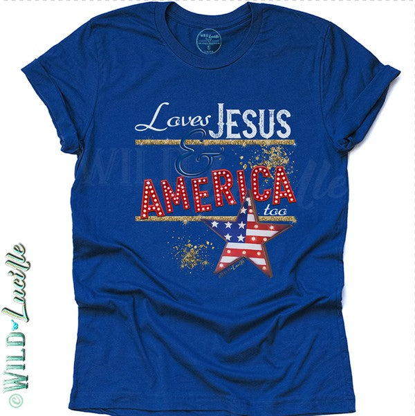 Love Jesus T-Shirt