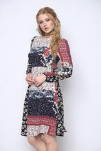 Carla Patchwork Dress