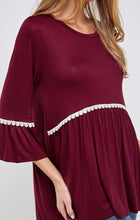 Finley Plus Tunic