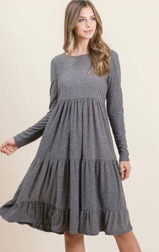 Meredith Tiered Dress