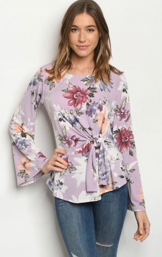 Berkley Floral Top