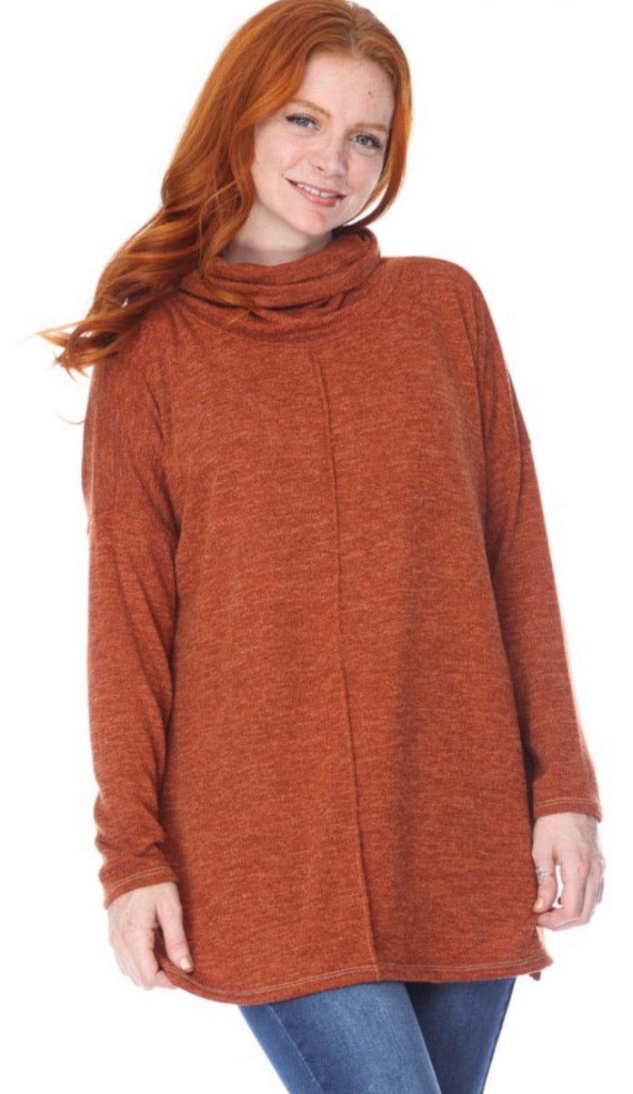 Laura Over Sized Tunic