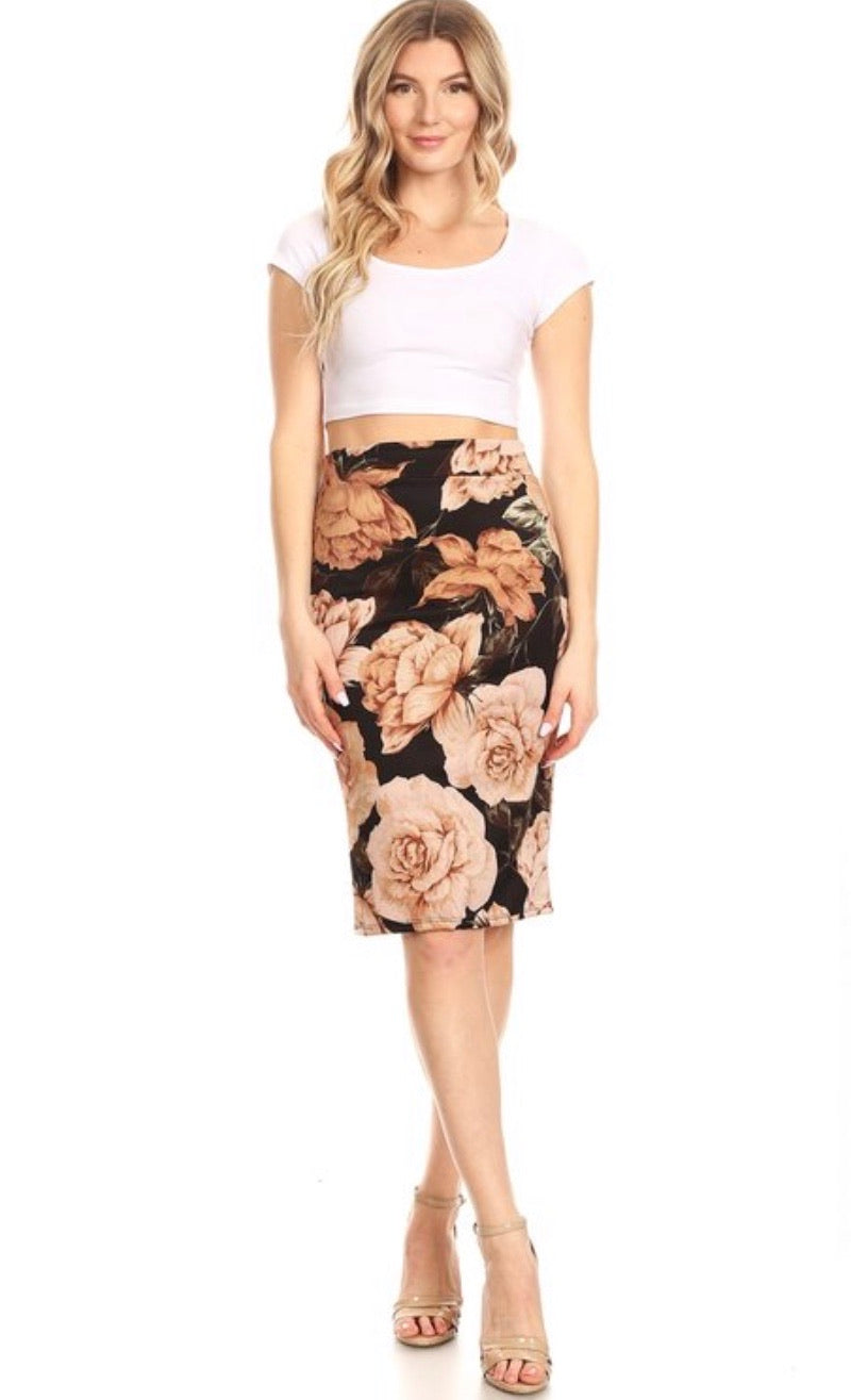 ViVi Plus Skirt