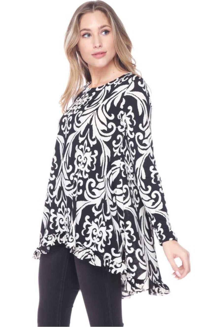 Heather Tunic