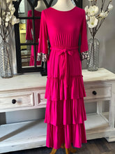 Evelyn Tiered Maxi Dress